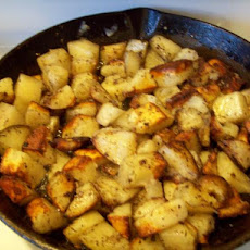 Sunday Morning Fried Potatoes