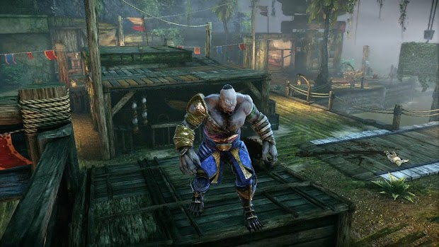 Square Enix launches Nosgoth Founders' program