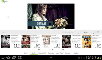 Screenshot of ipla