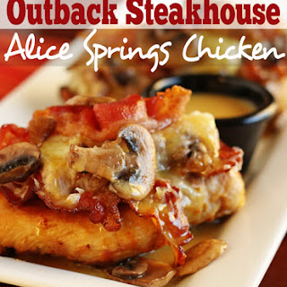 Our Version of Outback's Alice Springs Chicken
