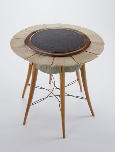 Rising from Ashes: Furniture from Lost Trees