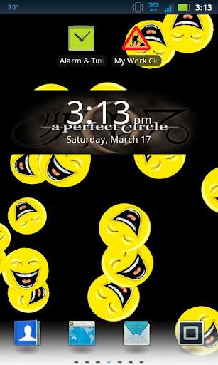 Smile Face Live Wallpaper
