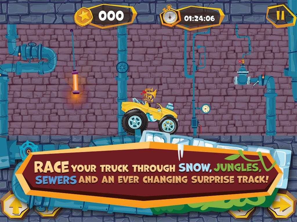 Build A Truck -Duck Duck Moose Screenshot 13