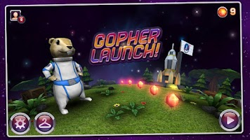Screenshot of Gopher Launch