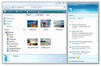 livemesh-folder