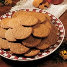 After-School Gingersnaps