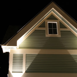 Night Lights by Leah Lisee - Buildings & Architecture Other Exteriors