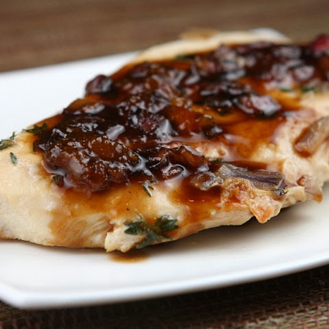 Apricot- Balsamic Chicken