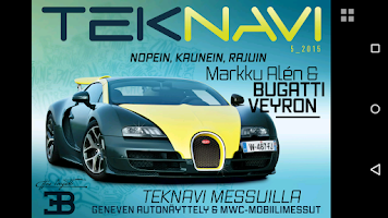 Screenshot of Teknavi