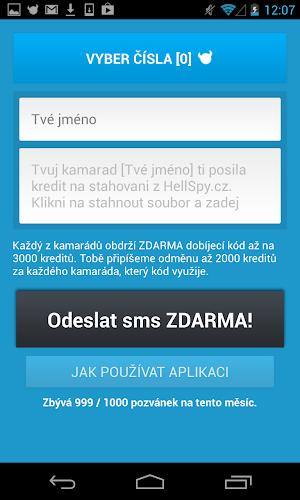 HellSpy.cz - Pošli sms on Google Play Reviews   Stats