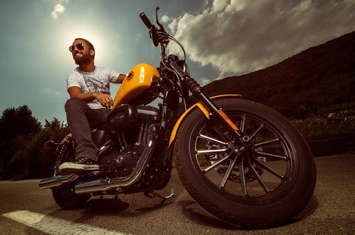 Harley Davidson Brillen