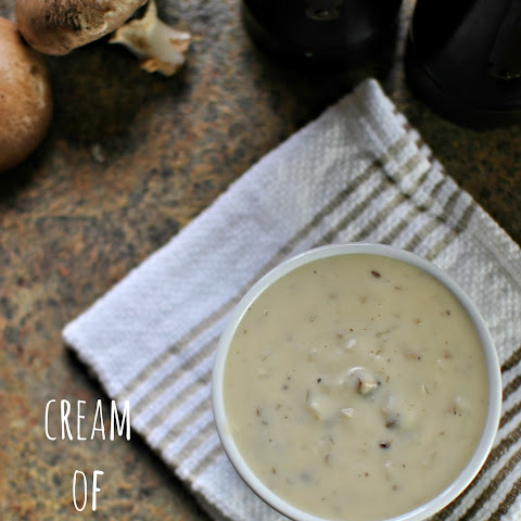 Homemade Cream of Mushroom Soup + More Condensed Soup Recipes!