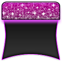 THEME - Purple Glitter Glow icon