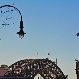 Sydney harbour bridge by Mandy Dale - Novices Only Street & Candid