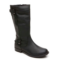 Step2wo Carli - Leather Buckle Boot BOOTS