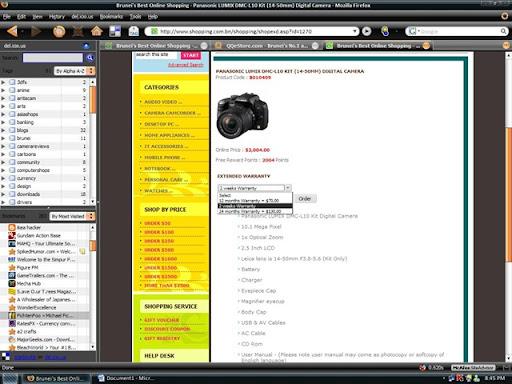 Brunei shop online