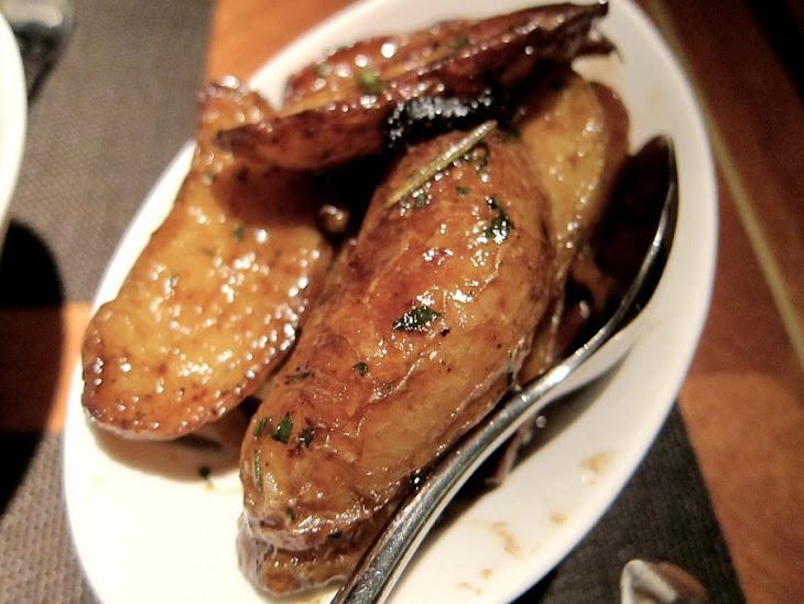Salt 'n Vinegar Roasted Potatoes