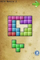 Screenshot of really fun game - Block Puzzle