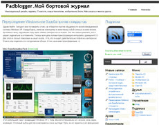 Padblogger