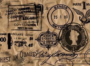 Кисти старые марки