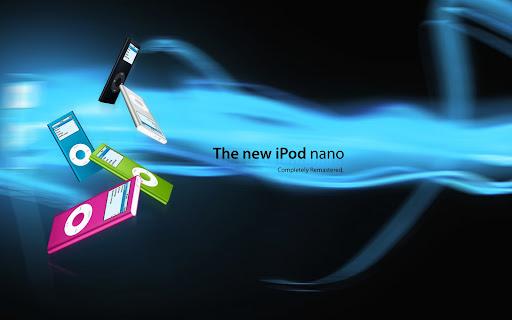 Apple için yaptığım itoch Afişi