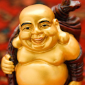 Laughing Buddha icon