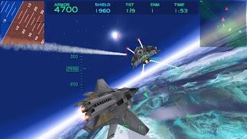Screenshot of Fractal Combat X (Premium)