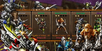 Screenshot of Kingdom of Legend