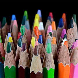 Bunch of colors by Rakesh Syal - Artistic Objects Other Objects