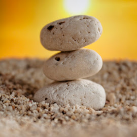 balance by Septyan Lestariningrum - Nature Up Close Rock & Stone