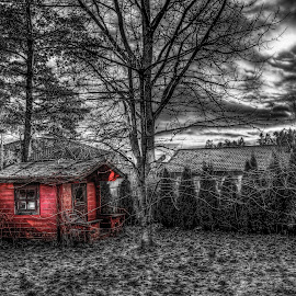 Askim, Norway by IP Maesstro - Buildings & Architecture Homes ( selective colors, hdr, norge, maesstro, askim, norway, selective color, pwc )