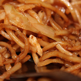 Noodles by Roman Kullu - Food & Drink Plated Food ( burp, noodles, food, chow chow, yummy, cooking, vegetable, taste, hungry, chinese,  )