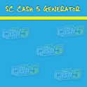 SC Cash 5 Lottery Generator icon
