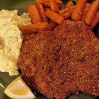 A to Z Chicken Cutlets