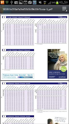 Agder TIMEekpsress busstider