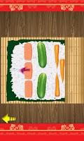 Screenshot of Sushi Maker