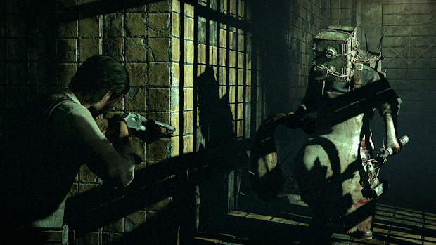 Bethesda releases a terrifying new trailer for The Evil Within