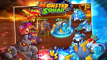 Screenshot of Monster Squad