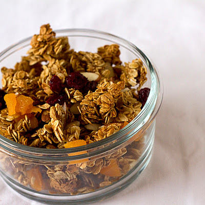 Fruit & Almond Granola