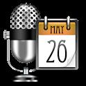 Voice Calendar icon