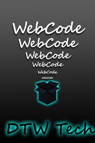 DTW WebCode