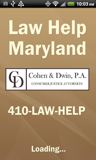 Law Help Maryland