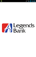 Screenshot of Legends Bank - TN Mobile