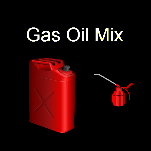 2 Stroke Gas Oil Mix Calc LOGO-APP點子