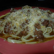 Lauren's Cincinnati Chili