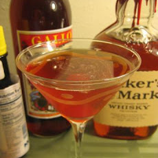 Bourbon Manhattan - a Classic Cocktail