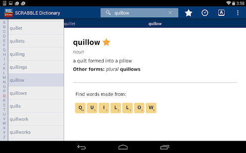 merriam webster dictionary free download apk