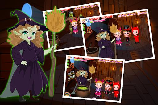 Baby Hazel Halloween Castle - screenshot
