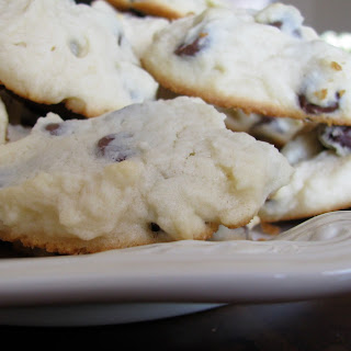 Cream Cheese Chocolate Cookies