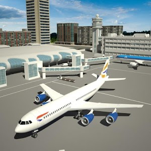Flight Simulator Airplane 3D